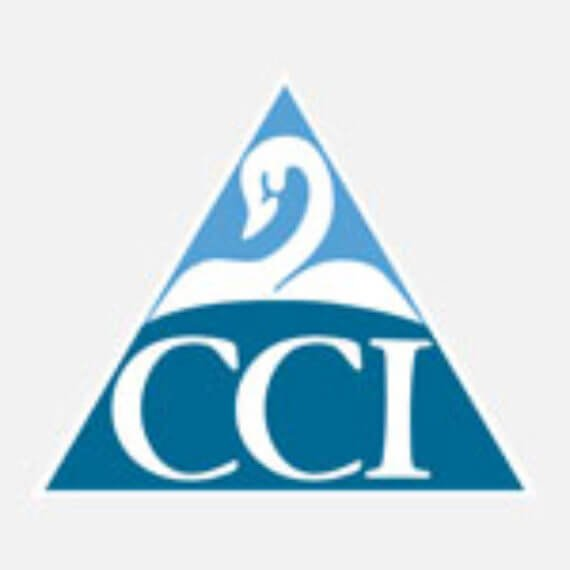 Logo for Chamber of Commerce, a organisational partner of HelpingMinds<sup>®</sup> WA